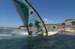 Fun freestyle 3style with south wind in El Medano 08-05-2016