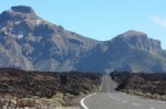Liquigas on Teide