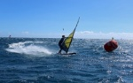 Pro X Training Tenerife El Medano Slalom races with Mark Hosegood 12-02-2014