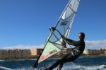 Sunday wave sailing at Cabezo with Valter Scotto, Daniel Bruch, Javi Aixa and friends