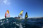 TWS Windsurf Pro Slalom Training 12-01-2016