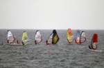 TWS Windsurf Pro Slalom Training 15-01-2016