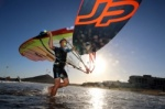 TWS Windsurf Pro Slalom Training 19-01-2016