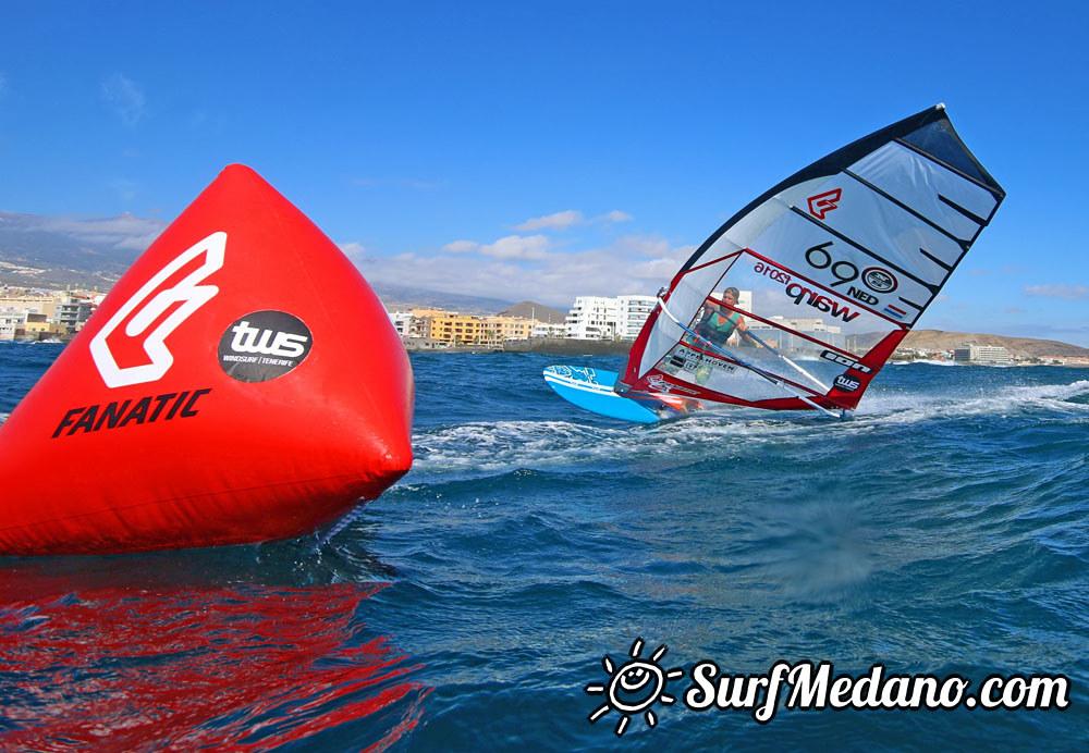 TWS Pro Slalom Training El Medano Tenerife