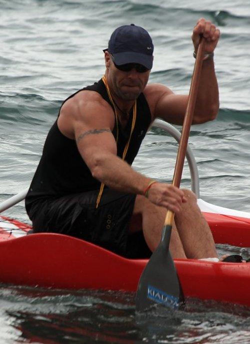 Ocean kayak and hawaiian canoe 24H MARATON 2012 OCA El Medano