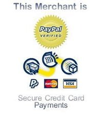 SurfMedano.com is PayPal verified merchant
