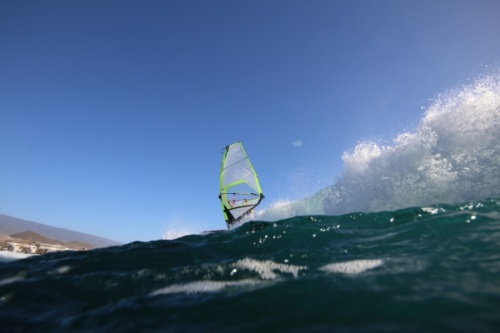 Windsurfing Flight Sails Zorro Daniel Dany Bruch