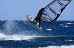 Windsurfing freestyle El Cabezo 01-02-2012