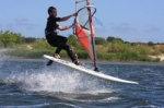 Windsurfing freestyle Flaka