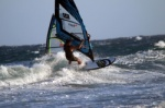 Windsurfing in El Medano 28-02-2014 with Maciek Rutkowski MR23, Colin Whippy Dixon,Andrea Cucchi, Matteo Iachino, Adam Lewis, Mark Hosegood and Andre