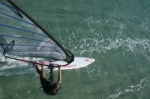 Windsurfing speed sailing